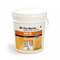 3M™ Fire Barrier Water Tight Sealant 1000 NS, 4.5 gallon, Pail