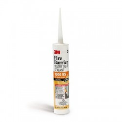 3M™ Fire Barrier Water Tight Sealant 1000 NS, 10.1 fl. oz., Cartridge