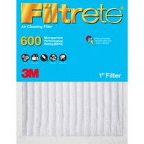 Filtrete™ Dust & Pollen Reduction Filters 9863DC-6, 14 in x 24 in x 1 in (35.56 cm x 60.96 cm x 2.54 cm)