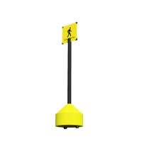 "Standalone LED 18"" Sign (Battery Operated)"